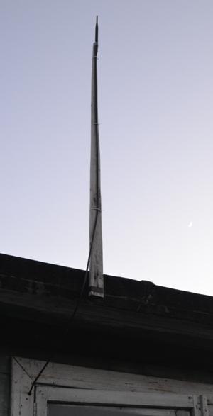 Wi-Fi антенна на мачте