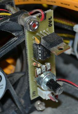Регулятор мощности на 555-м таймере