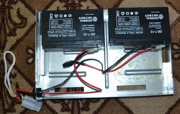 Батарейный отсек APC Smart-UPS